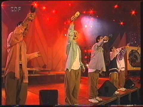 Backstreet Boys - Radio Regenbogen Festival 1996 - YouTube