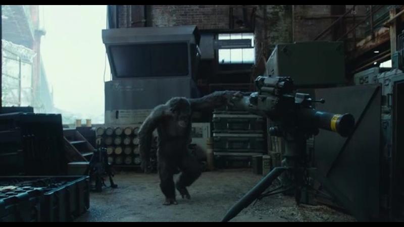 Трейлер Планета обезьян: Революция (2014) - SomeFilm.ru