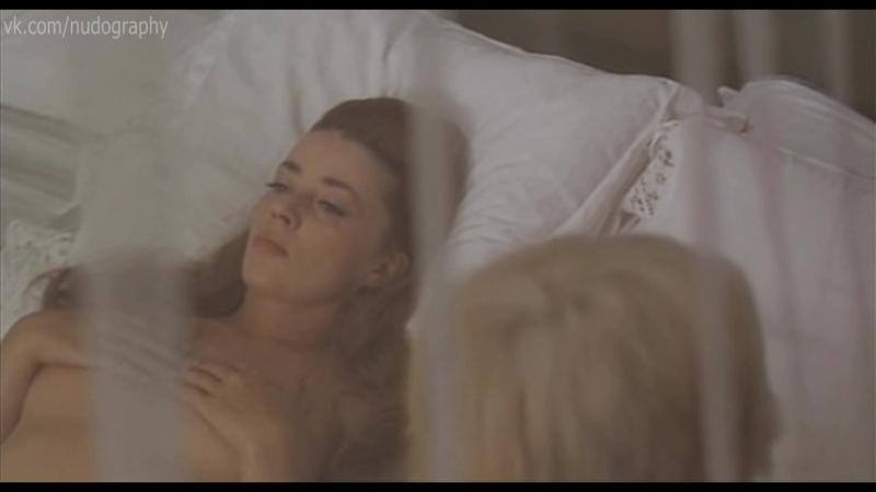 Жанна Моро (Jeanne Moreau) голая -