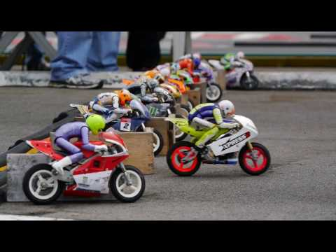 RCMCHK - 第12屆遙控電單車同樂日 精華 The 12th R/C Motorcycle Fun Day Highlights