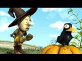 Часики (Фиксики)#Пугало и ворона (короткометражный мультфильм)