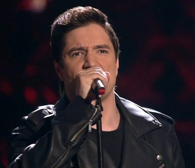 Селим Алахяров Мы ждём перемен на финале шоу Голос 6 сезон 29 декабря 2017