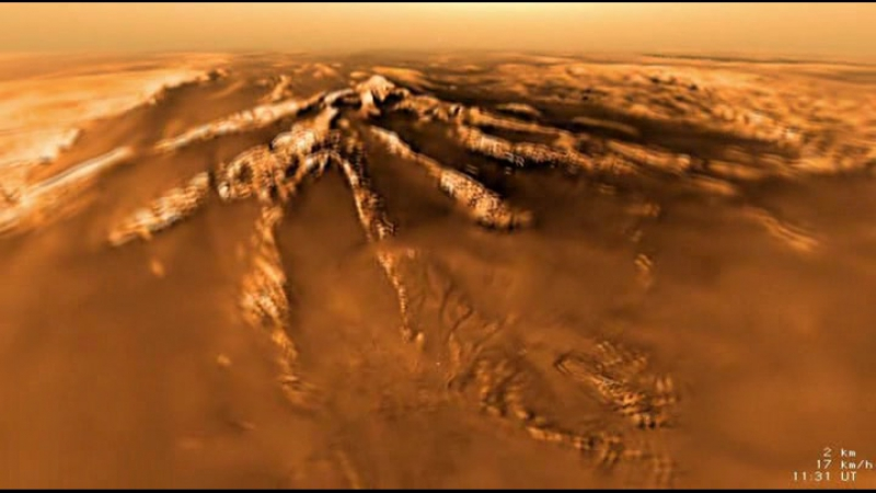 BBC Чудеса Солнечной системы Wonders of the Solar System 2010 4 серия Мертвый или Живой Dead or Alive