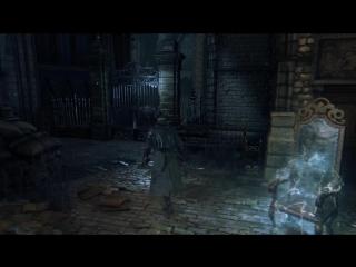Bloodborne Alpha Вырезанный контент — Персонажи Ярнама