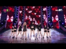 T-ara - VCR Whats My Name Lovey Dovey Roly Poly @ 2017 INK Incheon K-Pop Concert 170909