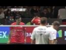 Takeshi KAMURA Keigo SONODA vs Vladimir IVANOV Ivan SOZONOV Badminton 2017 Japan