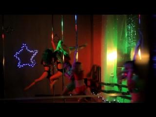 26 декабря 2017г. отчетный концерт студии танца и акробатики на пилоне