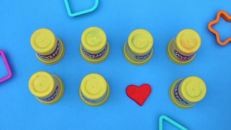 Play-Doh уява = весела та розвиваюча гра.