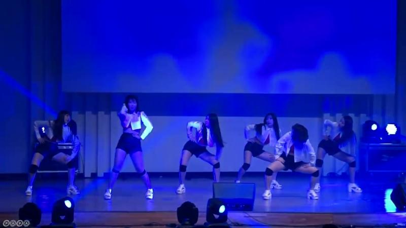 Oxana Sitnik ft. SCHOOL №19 dance kpop