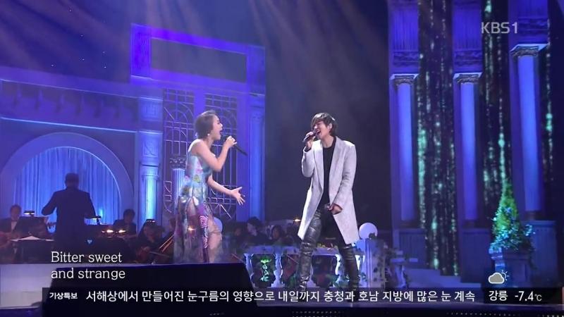[So Hyang] SoHyang (소향) - 정동하 Beauty and the beast 열음