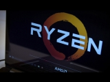 Ryzen Mobile на CES 2018