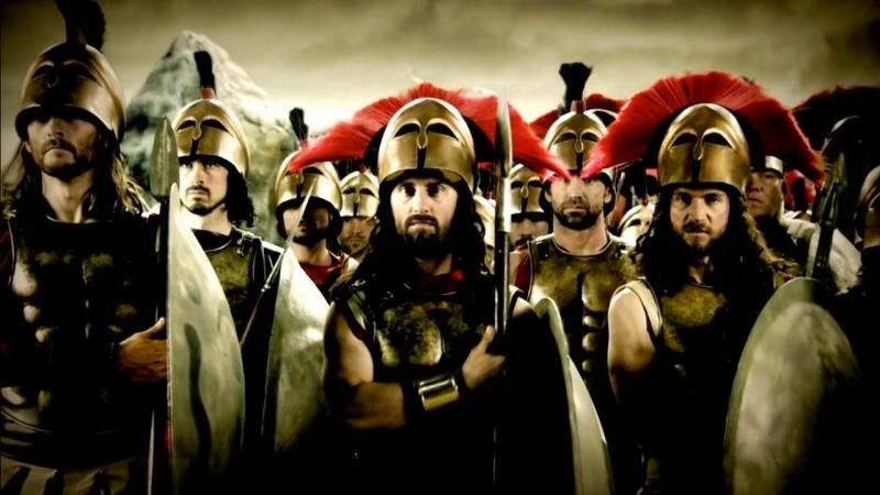 History Channel. Последний бой 300 спартанцев (2007) /Avaros/