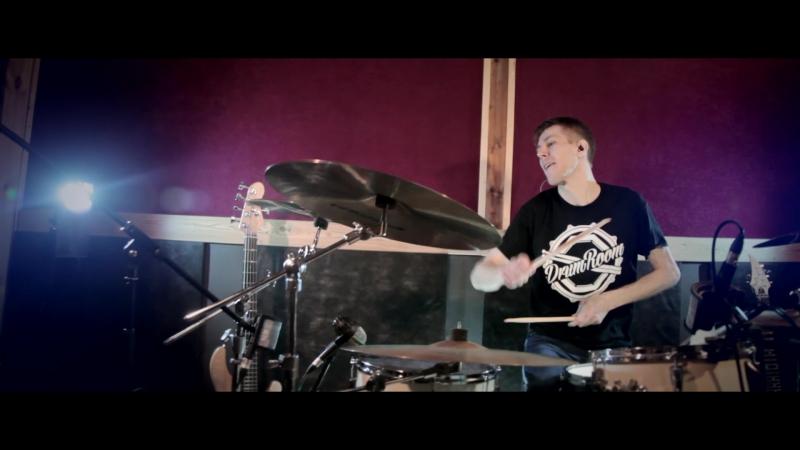 Ready, Set, Go! (Tokio Hotel drum cover)