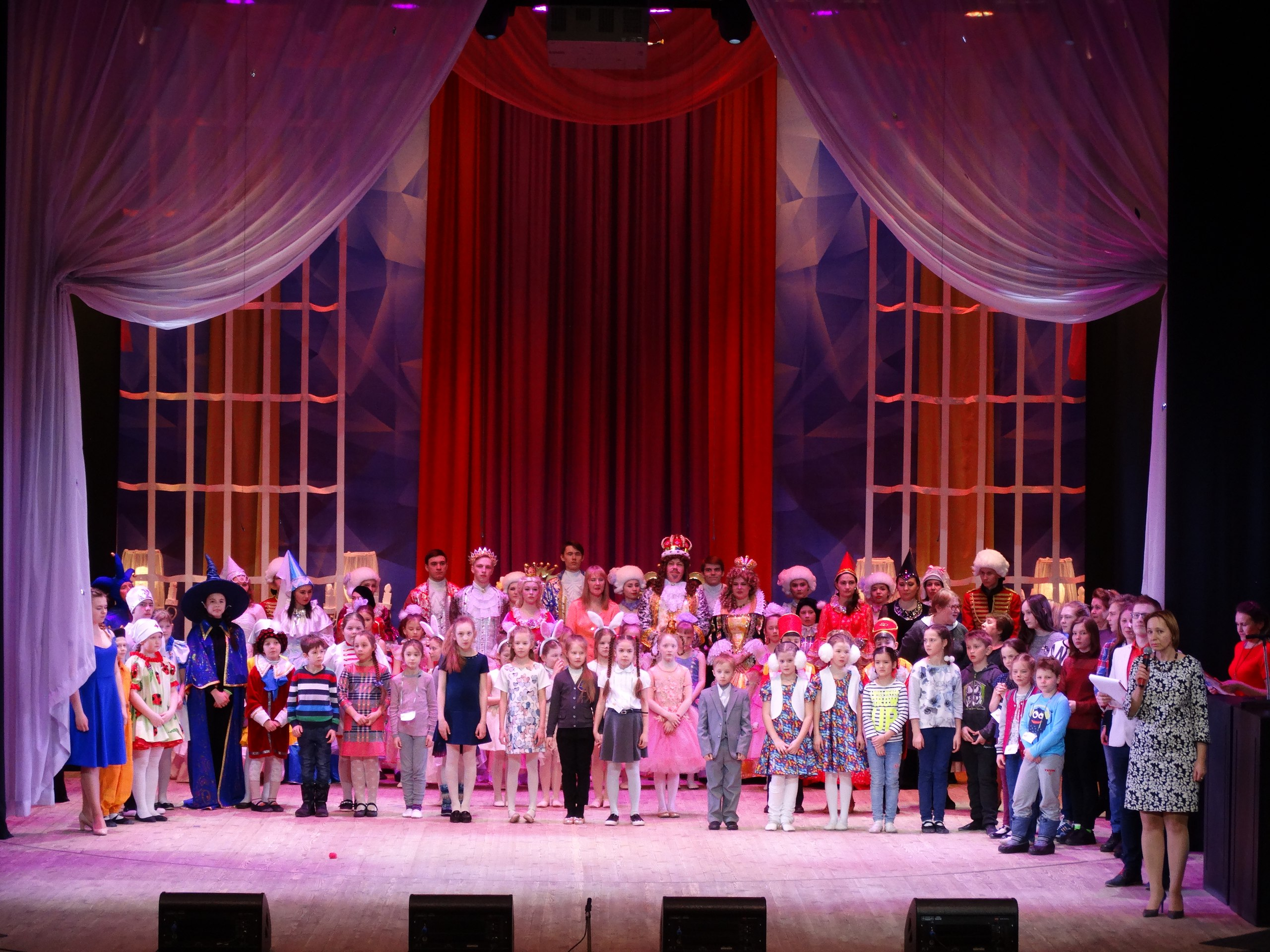 VI открытый фестиваль театрального искусства «Театр и дети»
