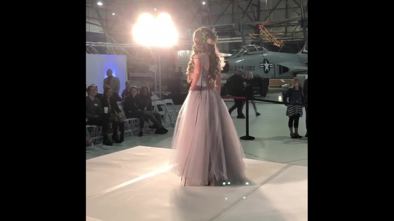 Denver Fashion Week, показ «Peach Penny»