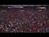 Mohamed Salah's goal for Egypt vs. Congo.