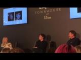 Esquire Townhouse (12 October) Cillian Murphy ans Steven Kinght Peaky Blinders season 4