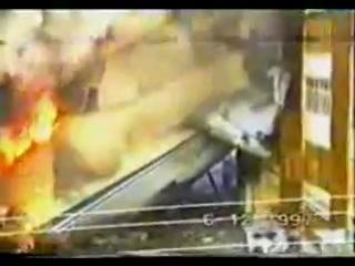 Авиакатастрофа в Иркутске самолета АН-124