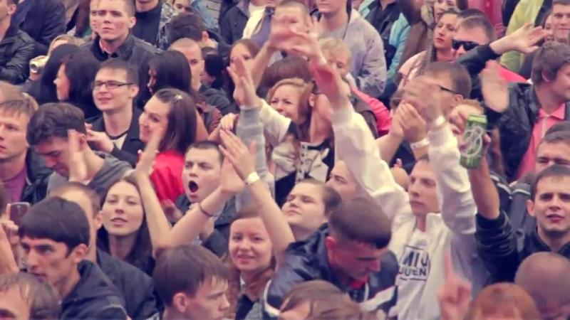 Armin van Buuren — 25.08.2012 Tele-Сlub Yekaterinburg (Bobina, Arnej, 4Mal, Shaker)