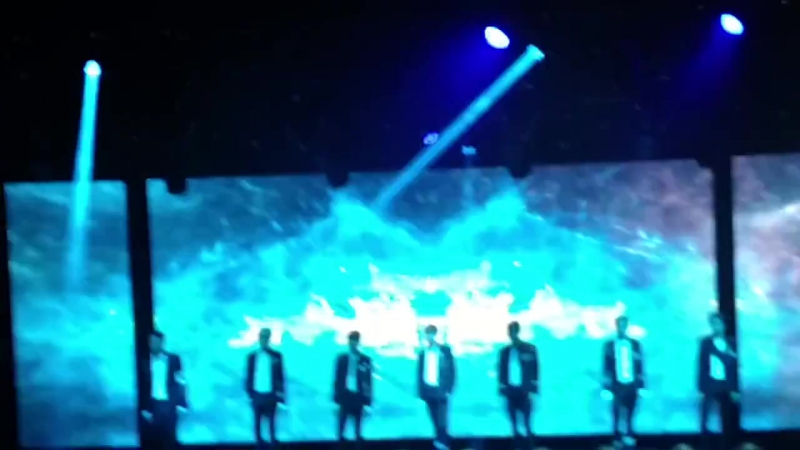 [VK][23.07.2017] MONSTA X fancam Opening @ 'THE 1ST WORLD TOUR' Beautiful in Los Angeles (D-1)