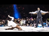 Juste Debout Popping Final 2018- Ness  Poppin C vs. Greenteck  Nelson | STREET DANCE