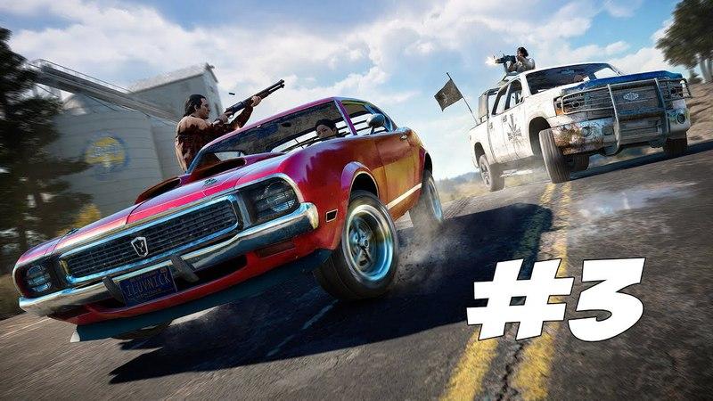 ВОЗВРАЩАЕМ ГРУЗОВИК ВДОВОДЕЛ - Far Cry 5 - Прохождение на русском 3