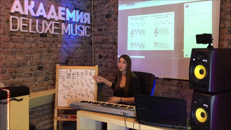 Курс создания музыки. Урок сольфеджио » Freewka.com - Смотреть онлайн в хорощем качестве