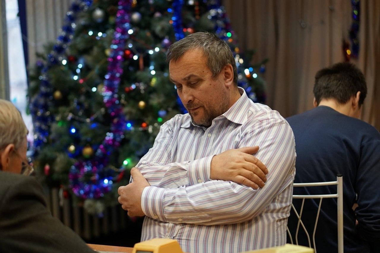 Михаил Иванов — победитель XIII Рождественского турнира по сёги в СПб
