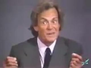 Ричард Фейнман: Не нравится — идите в другую вселенную