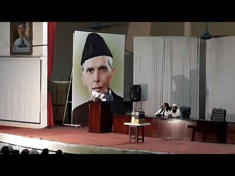 Hajj o Umrah Meeqat aor Ahram ka beeyan Iqbal Auditorium Fsd 28 03 2018