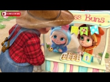 Hot Cross Buns _ Nursery Rhymes _ Nursery Rhymes and Kids Songs from Dave and Ava