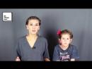Прическа в одном стиле для мамы и дочки от MrsWikie5 - All Things Hair