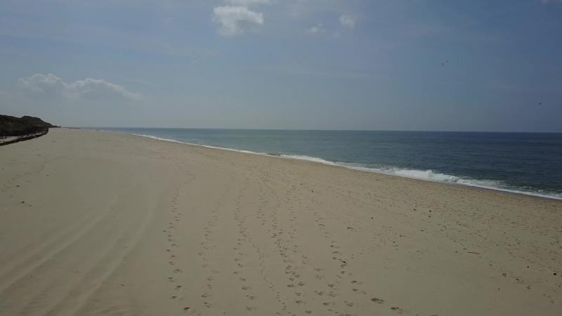 Красивый пляж на Кипре
