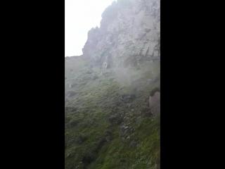 водопад Султан Джылы-Су
