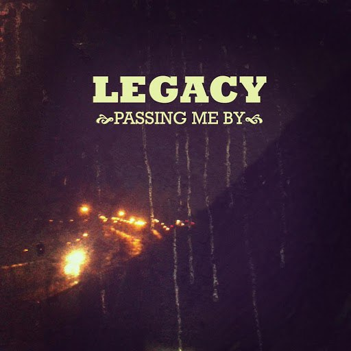Legacy альбом Passing Me By