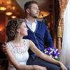 Свадебные фотосессии и видеоролики.
