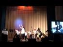 Танец на вечере памяти Степанова С.В.