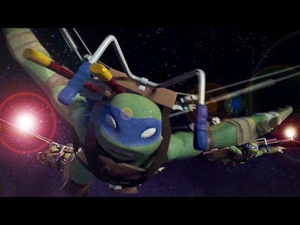FLYING NINJA TURTLES - Teenage Mutant Ninja Turtles Legends