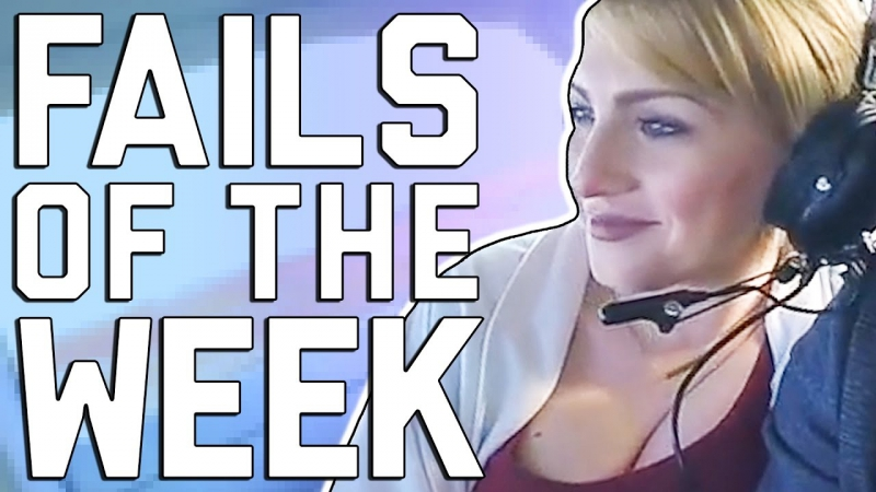 Fails of the Week: Lookout for That Fence! (March 2017) || FailArmy