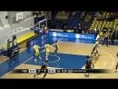 Вентспилс Баккен Беарс Еврокубок ФИБА 2017 2018 1 8 финала
