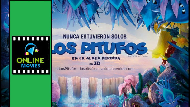 **Los Pitufos: En la aldea perdida - Español Latino - 720p - Link en la descripcion**