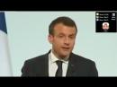 Au Dîner de Caïpha : Macron s'attaque clairement au BDS pendant le discours au dîner du CRIF !