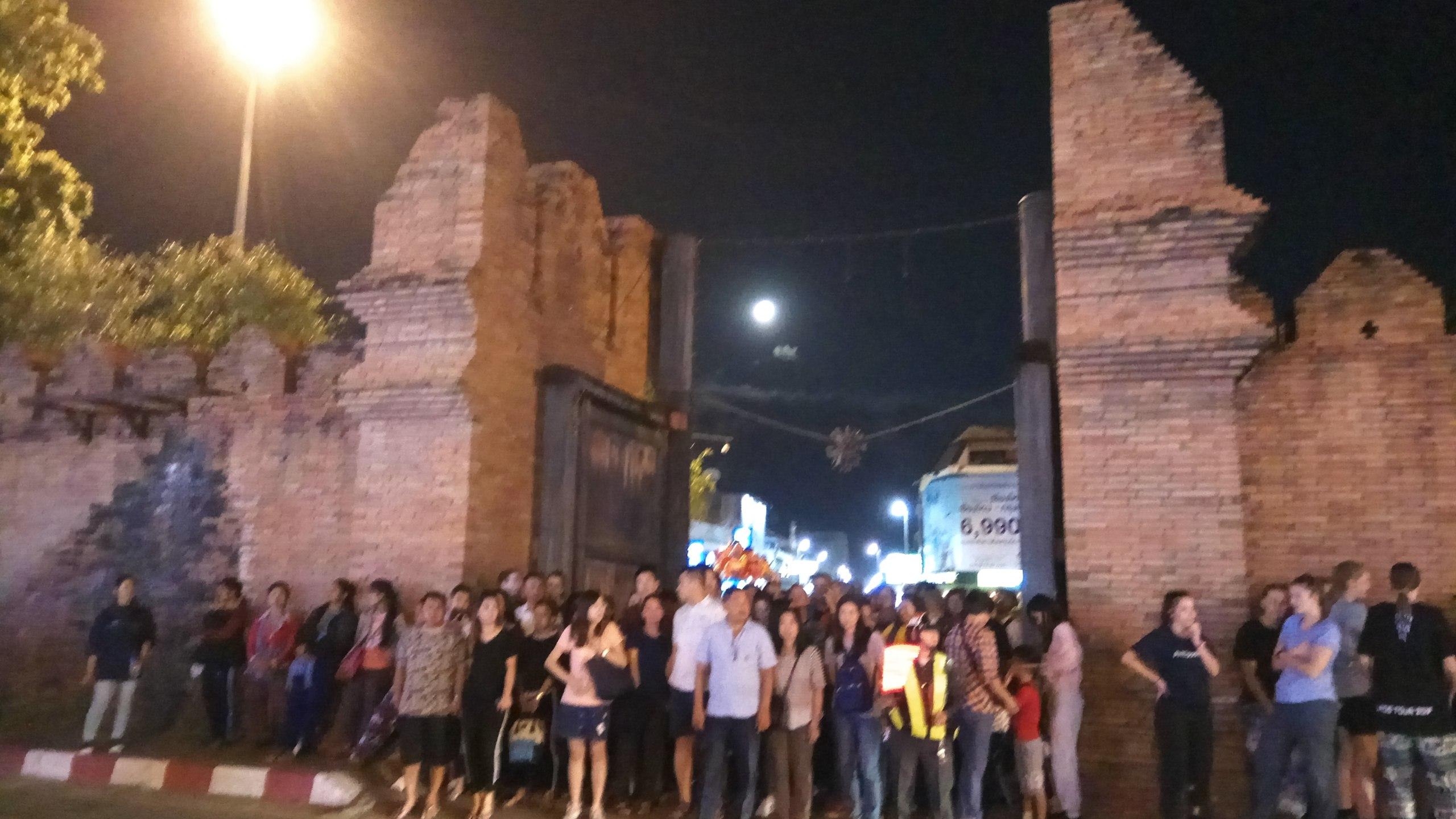 чиангмай тайланд ночной рынок старый город