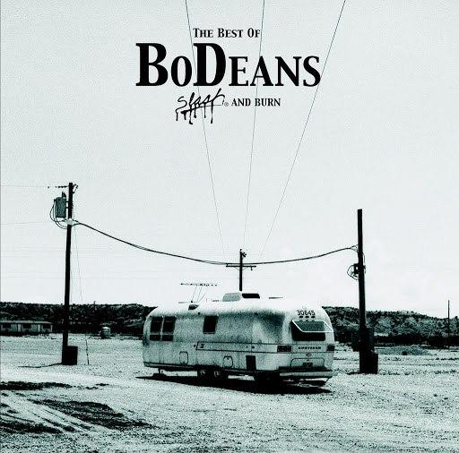 BoDeans альбом Best Of Bodeans : Slash & Burn