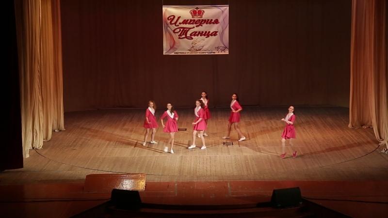 Танец Подружки 2016год
