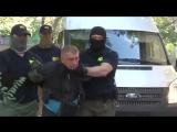 Задержание шпионов в Крыму
