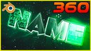 TOP 5 COLORFUL Blender Intro Templates 360 Free Download