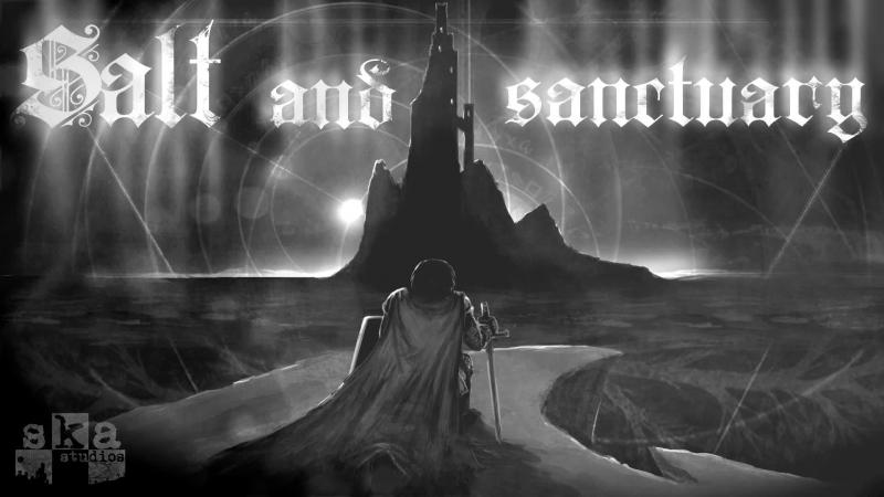 ► Salt Sanctuary {CO-OP} 10 → Приключения мечника и мага-дамага!