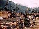 Alaska Highway 1944 US Army Dawson to Fairbanks World War II Technicolor