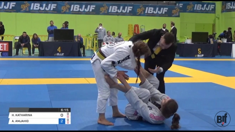 Katharina vs Amjahid IBJJFEURO18